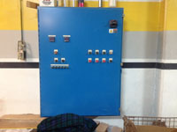 Used 3-stage Washer, Composite Washer, Powder Coating Equipment